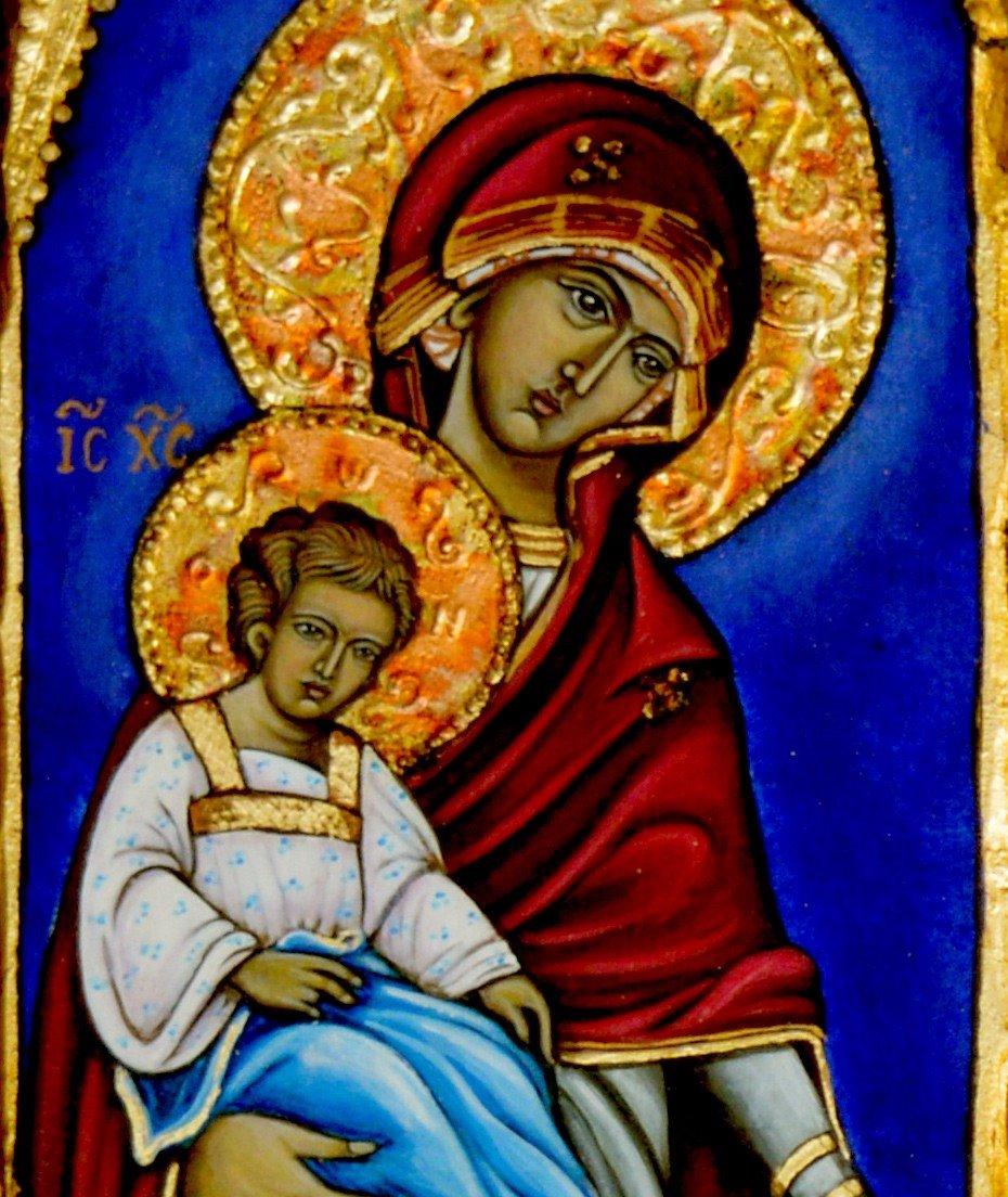 El cántico de la Virgen María