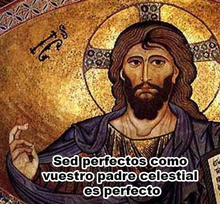 Sed perfectos