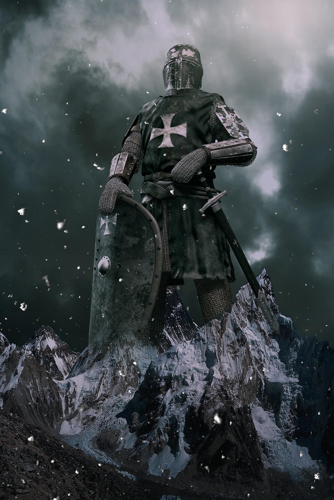 El mito de los Caballeros Templarios