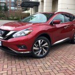 2016 Nissan Murano Platinum Awd Test Drive Review