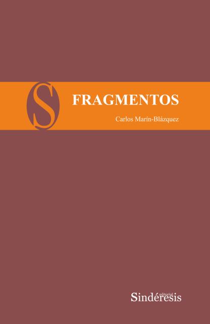 Portada FRAGMENTOS