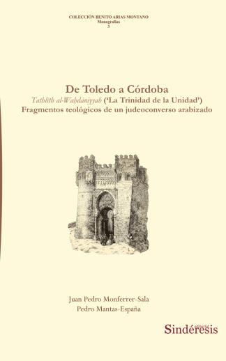 Portada de Toledo a Córdoba