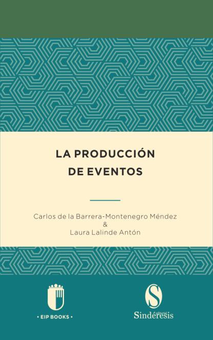 portada la producción de eventos