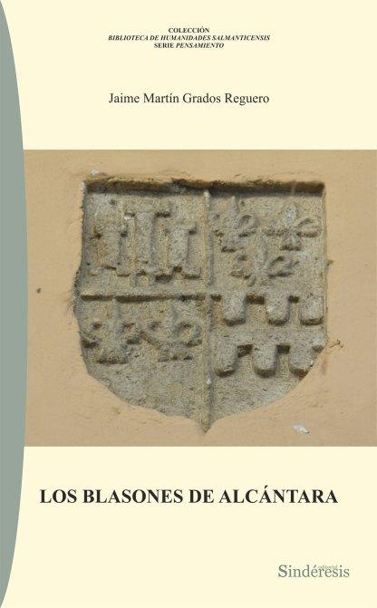Portada del libro Los Blasones de Alcántara