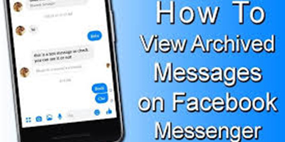 Find Archived Messages