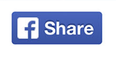 Share Button Not Working On Facebook