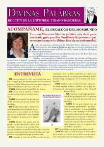 Entrevista a Carmen Martínez Maricó en Divinas Palabras