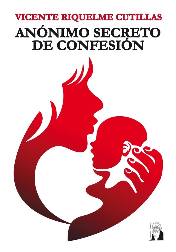 Portada Anónimo secreto de confesión