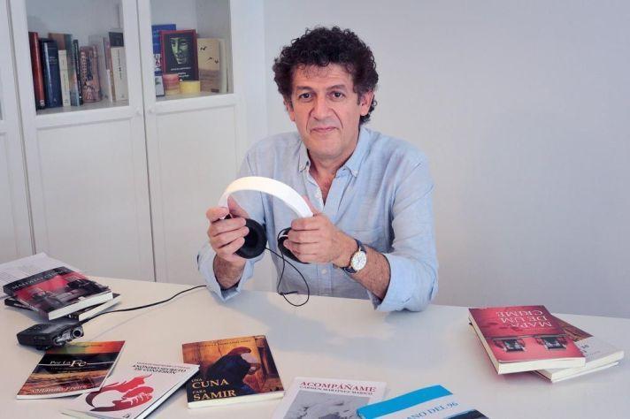 Grabación Consejos de Autor por Paco López Mengual