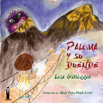 Portada de Paloma y su duende