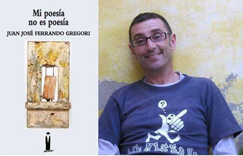 """Presentación del libro de Juan José Ferrando Gregori """"Mi poesía no es poesía"""" en Molina de Segura"""