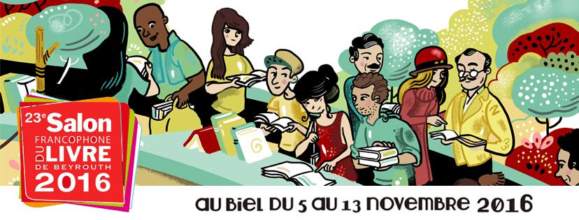 Il Salone del Libro francofono di Beirut che parla anche arabo