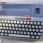 Sony Typecorder OA-S1100。(MO5.COMより。同サイトの製品詳細ページにリンク)
