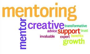 Colourful pic about mentoring