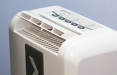 Dehumidifier running