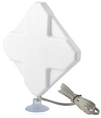 Portable 4G antenna