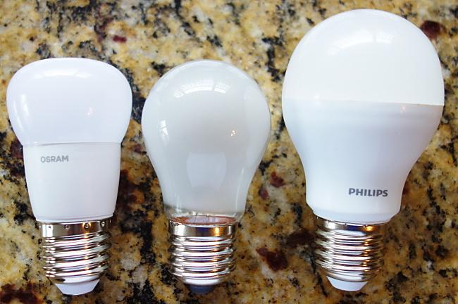 How to change a Samsung fridge freezer 40W light bulb