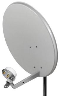 4G dish antenna