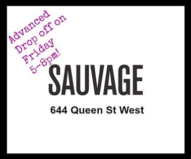 Sauvage Drop Off