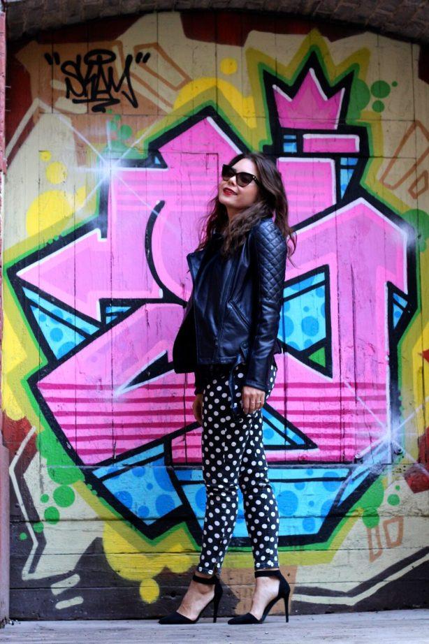 Gracie Jacket Danier Leather Giveaway
