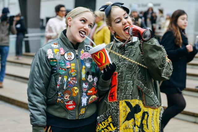 How To Prepare For New York Fashion Week - Tommy Ton 3