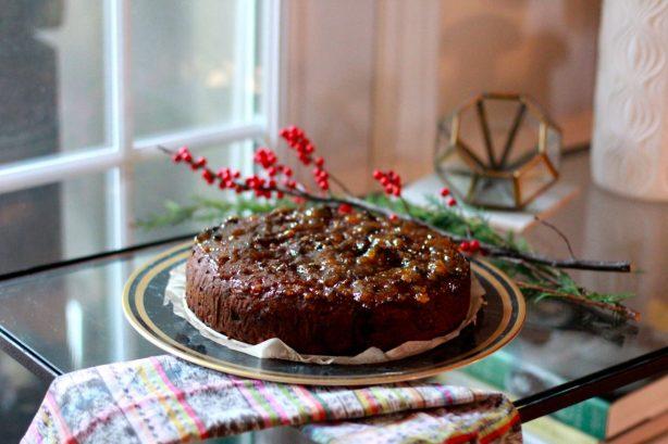 Nigella Lawson Christmas Cake Recipe - Simply Nigella Cookbook