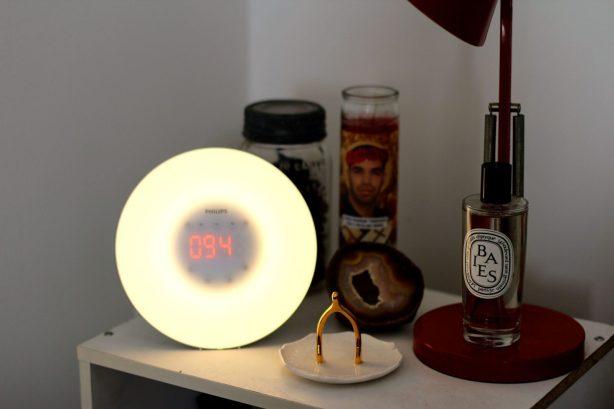 philips light alarm  2