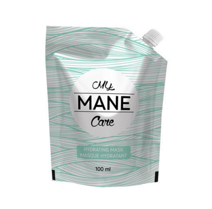 my mane care hair mask - gracie carroll