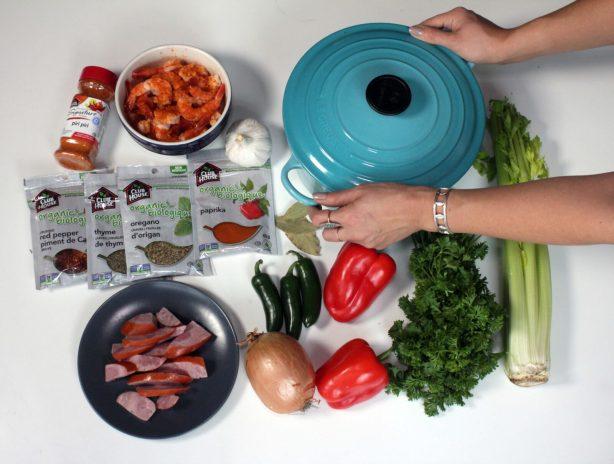 Gracie Carroll - Club House - Easy One-Pot Jambalaya Recipe - #JustCook