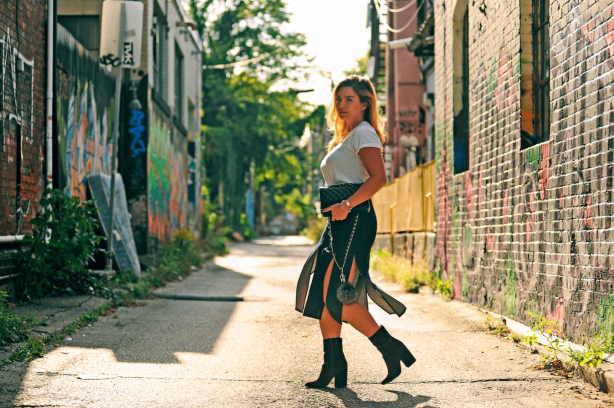 Queen West Shopping Guide - Gracie Carroll - Yellow Pages - Shop The Neighbourhood