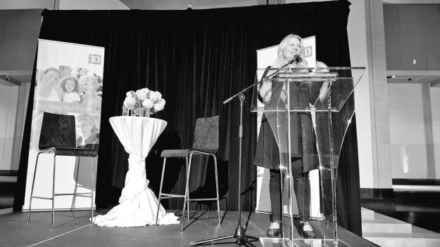 A Look Inside The TD Your Story Your Future Speaker Series with Cheryl Strayed