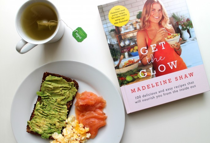 Madelein Shaw Get The Glow