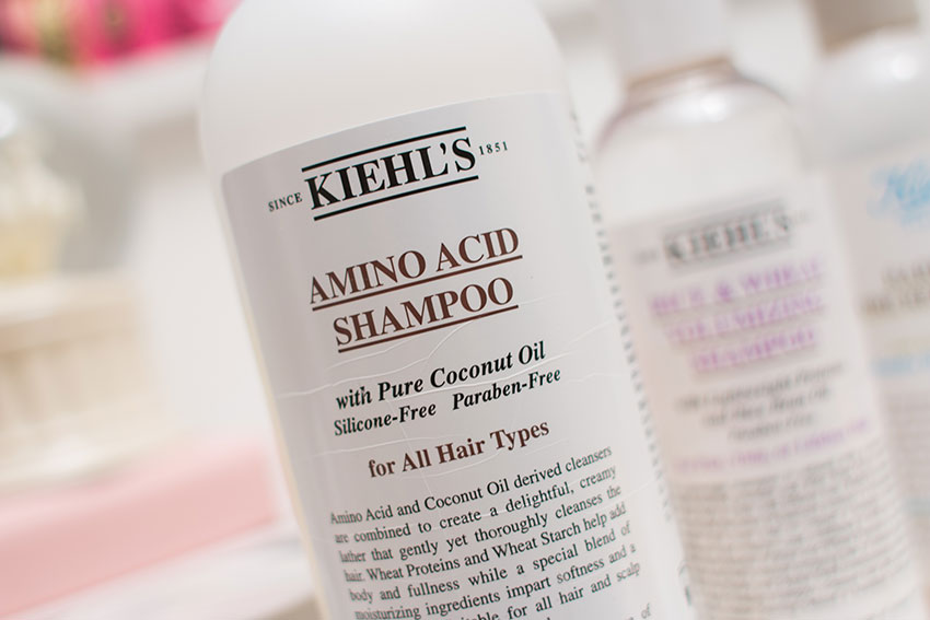 kiehls amino acid shampoo