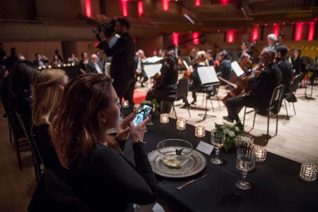 Gracie Carroll - Mastercard Priceless Table Toronto Symphony of Flavour