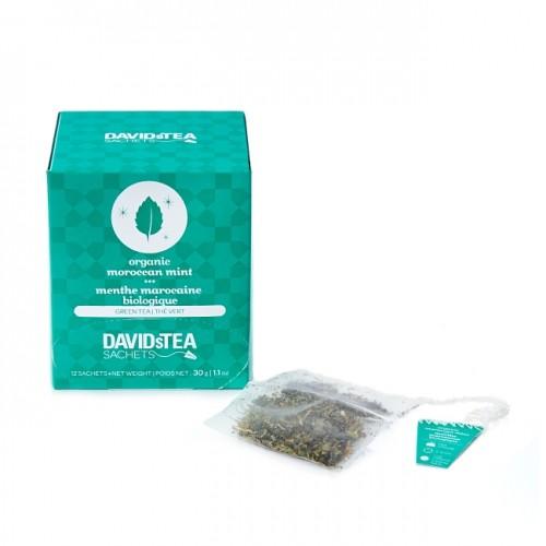 david's tea sachets