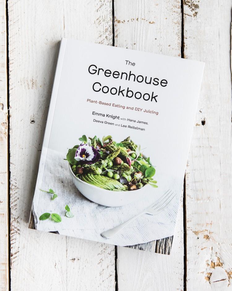 greenhouse juice cookbook