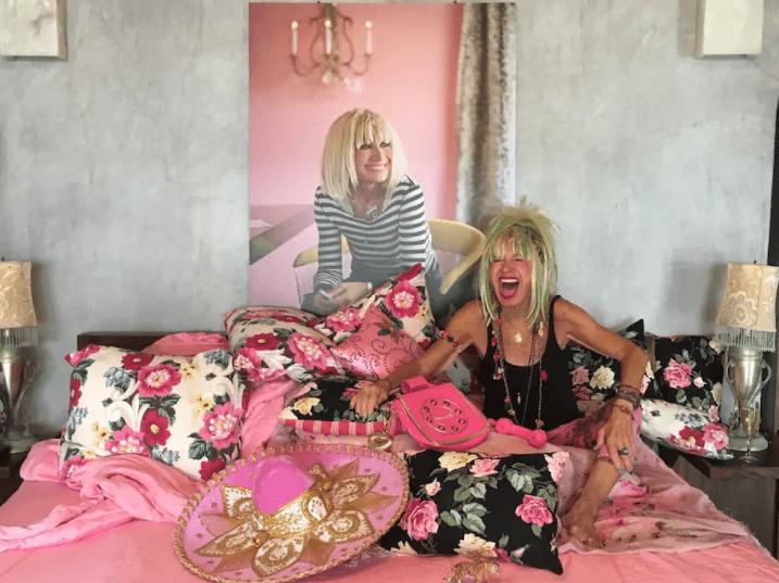 Betsey Johnson Airbnb Mexico BetseyVilla