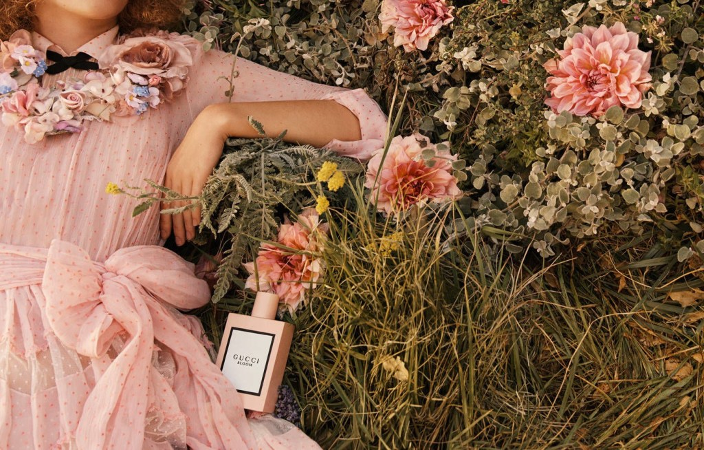 Gucci Bloom Fragrance Campaign Petra Collins