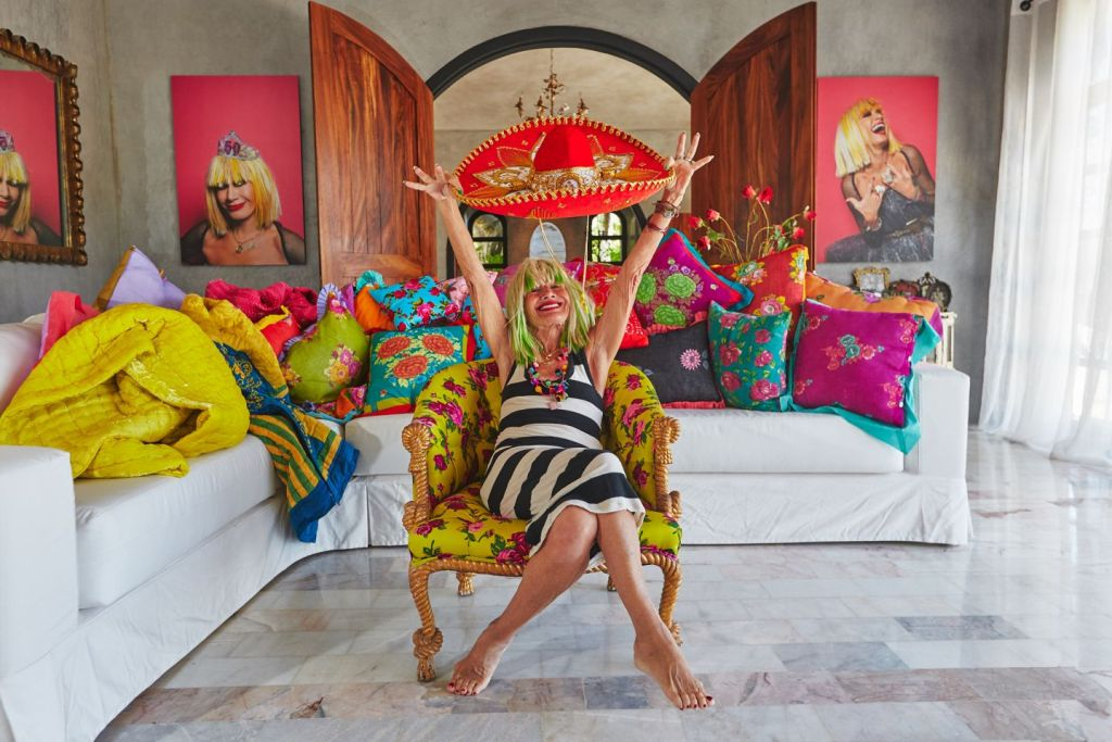 Betsey Johnson Airbnb Mexico
