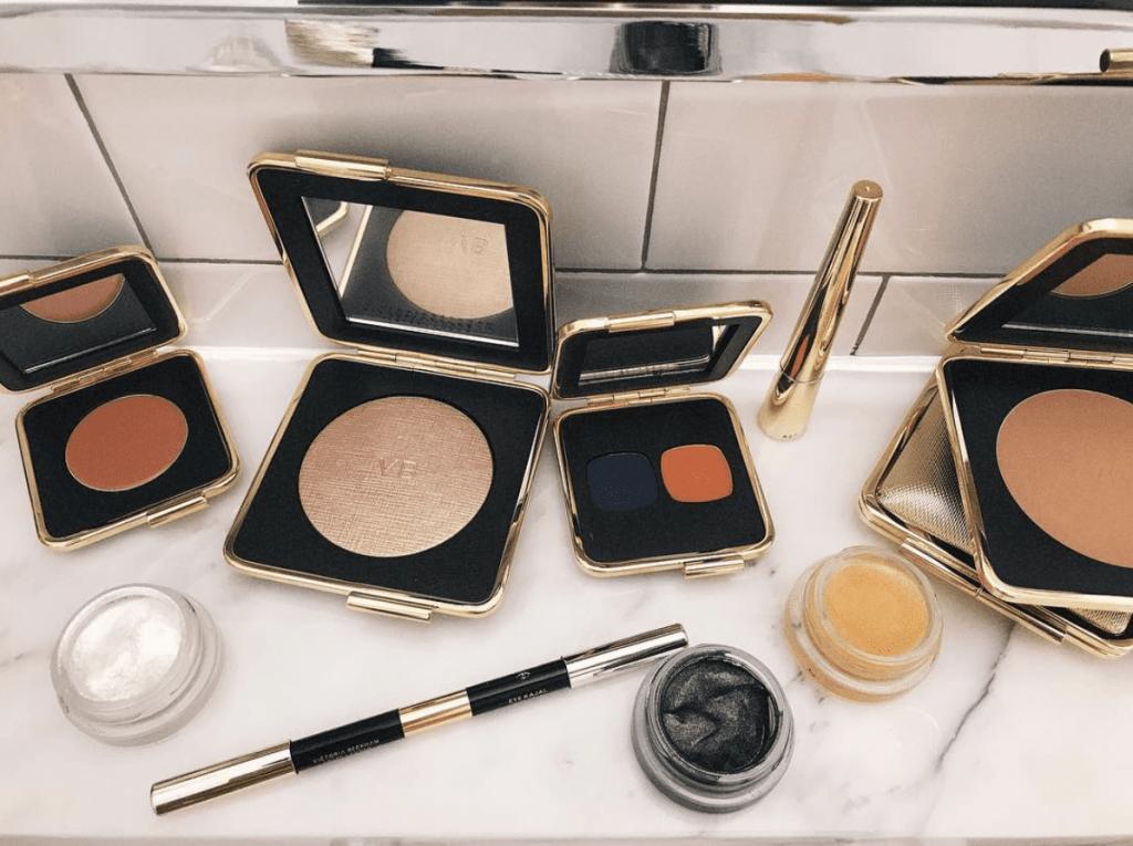 Victoria Beckham Estee Lauder Flawless Makeup Tips