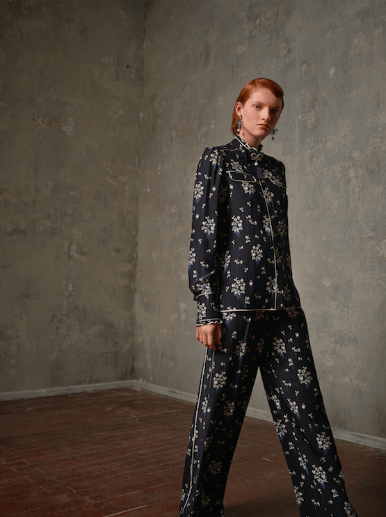 erdem x HM collection lookbook