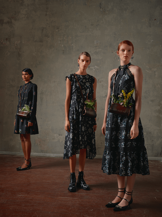 erdem x hm lookbook