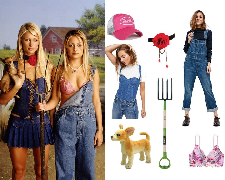 10 Early u0026#39;00s Halloween Costume Ideas That Are Totally Fetch