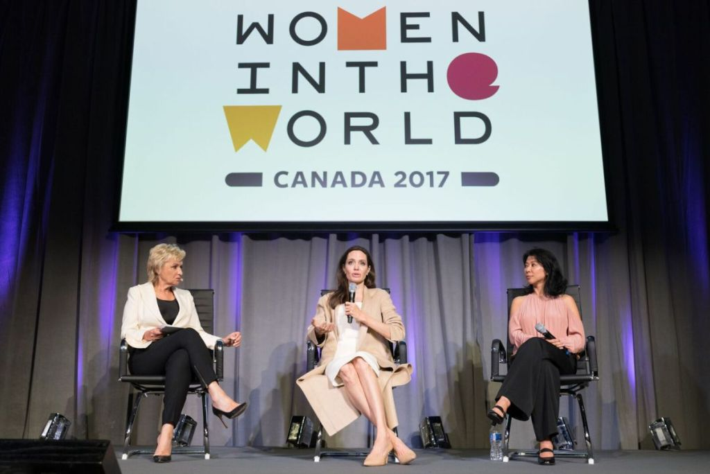 women in the world canada 2017