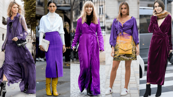 b706c52af9c Sunday Street Style Pantone Colour Of The Year ultra violet