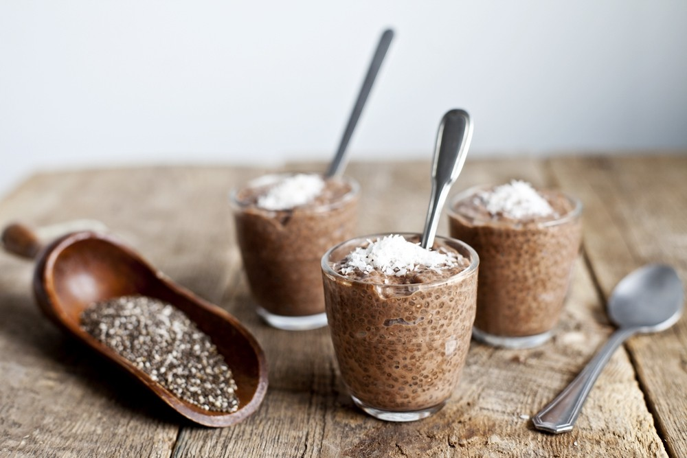 prana chia chocolate pudding recipe