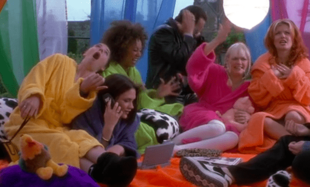 spice girls spice world movie