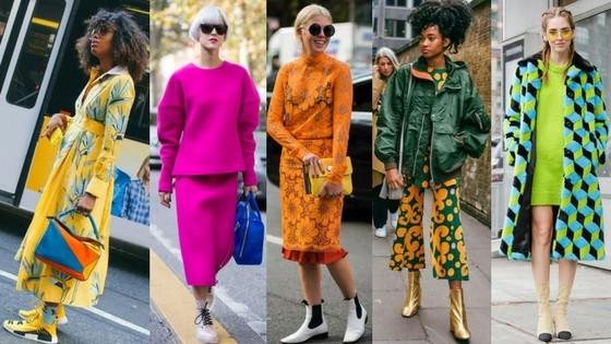 Bold Colour Trend StyleBook Toronto 2018