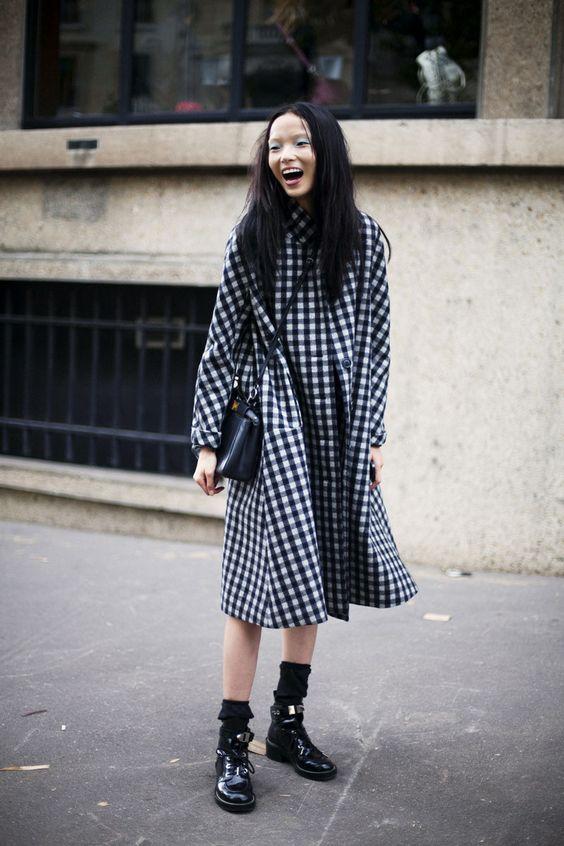 Stylebook Edit Seven Checks Gingham Plaid Trend Streetstyle 2018 Toronto