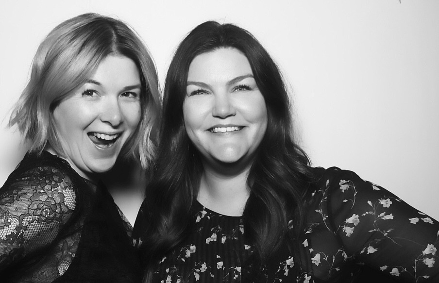 Breaking Beauty Podcasts Carlene Higgins and Jill Dunn